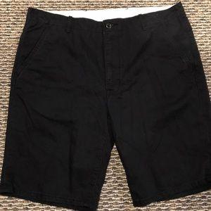 Levi's black Chino Shorts Men's waist 38